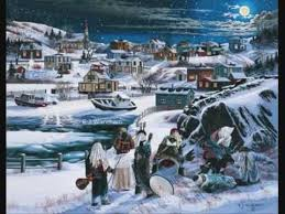 Shanneyganock-Christmas Time in Newfoundland - YouTube