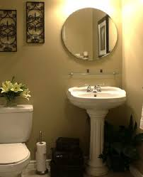 ideas bathroom sinks designer kohler: pedestal sink vanity with round mirror vanity and