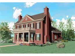 Brick House Plans   Smalltowndjs comAmazing Brick House Plans   Brick House Plans With Porches