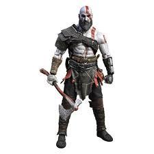 "<b>God Of</b> War: Kratos <b>7</b>"" Action Figure : Target"