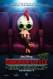 Chicken little – Pui mic (2005)
