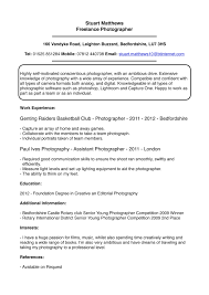 professional photography resume template equations solver cover letter mercial photographer resume professional