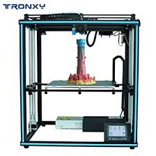 <b>TRONXY</b> X5SA Industrial 3D Printer Automatically Leveling with ...