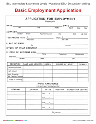 sample simple employment application format sample forms nlet sample simple employment application format sample forms nlet