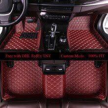 <b>lsrtw2017</b> fiber <b>leather car</b> trunk mat for infiniti qx60 2012 2013 2014 ...