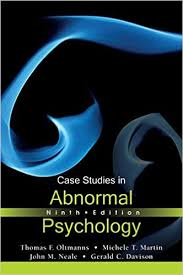 Amazon com  Case Studies in Abnormal Psychology