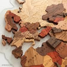 <b>Карта мира деревянная</b> купить интернет-магазин