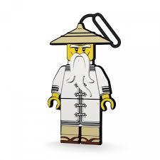 <b>Lego Ninjago</b> Movie Бирка для багажа Sensei - Акушерство.Ru