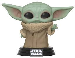 <b>Фигурка Funko POP</b>! Star Wars: Мандалорец: Малыш 48740 ...