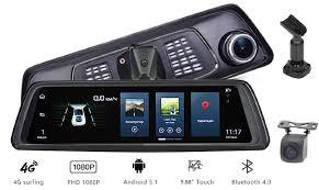 <b>Blackview X9 AutoSmart видеорегистратор</b> зеркало со штатным ...