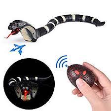 FUN LITTLE TOYS Remote Control Snake Toy ... - Amazon.com