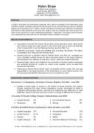 cv format for it professional write a powerful cv curriculum vitae gallery of resume samples for it professionals