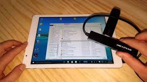 <b>Teclast</b> X98 Pro OTG 4 x <b>USB</b> 2.0 Hub And Charging At The Same ...