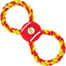 Купить <b>Игрушка Buckle-Down Флэш</b> мячик на верёвке недорого в ...
