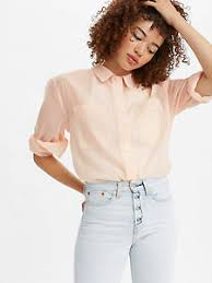 <b>Women's</b> Shirts, Denim Blouses, Tank Tops & T-Shirts | <b>Levi's</b>® US