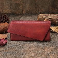 <b>Genuine Leather Women's</b> Wallets Multiple Credit Card Holder 2019 ...