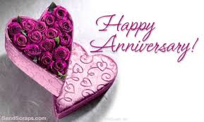 Anniversary images, greetings and pictures for Facebook