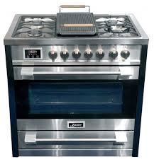<b>Комбинированная плита Kaiser HGE</b> 93505 R — купить по ...