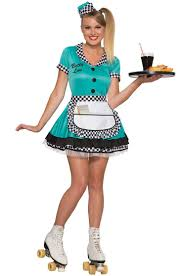 best images about car hop girls restaurant root check out the deal on 50 s betty lou adult costume m l