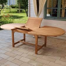 Tavolo Da Terrazzo In Legno : Tavoli da esterno in legno