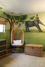 swings bedrooms swing seat bedroom chair hung this swing in a weekend whimsical little tykes bedroom chairs