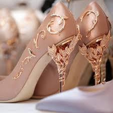 <b>Boussac</b> Elegant Silk Women Pumps High Heels Rhinestone Flower ...