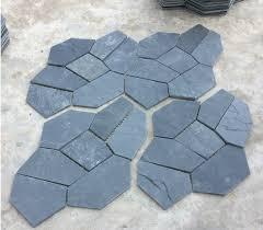 China <b>Wholesale Natural Stone Black</b> Slate Placemats - China ...