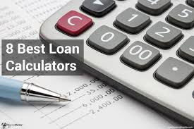 loan calculator 8 best loan calculators
