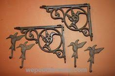 <b>Elegant</b> Victorian Design Wall Shelf Brackets, <b>Free Shipping</b> ...