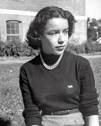 vintage portraits at historically black howard university in 1946 portraits at howard university 1946 co ed patricia shaw an english major at