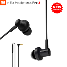 2018 <b>Newest Original Xiaomi</b> Hybrid Pro 2 Earphone Dual Driver ...