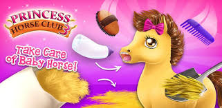 Princess Horse Club 3 - Royal Pony & <b>Unicorn</b> Care - Apps on ...