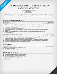 best technical resume format  latest cv format resume  customer    customer service supervisor resume sample