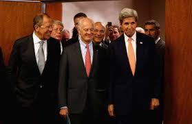 أمريكا وروسيا تتوصلان لاتفاق تعاون بشأن سوريا