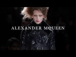 Alexander McQueen   <b>Autumn</b>/<b>Winter 2015</b>   Runway Show - YouTube
