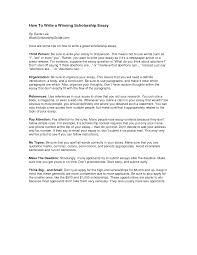 format of a scholarship essay TidyForms short essay sample Long And Short Term Goals Essay Examples Examples Short Essay On