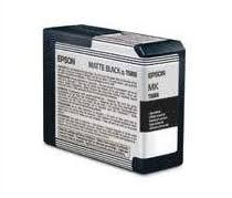 <b>Epson T5808</b> UltraChrome <b>Matte</b>-<b>Black</b> Ink Cartridge (80ml) - Stylus ...