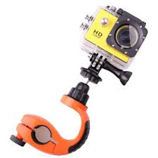 com buy degree rotation bike mount tripod com buy 360 degree rotation bike mount tripod adapter 1 4 screw for gopro hero 4 3 2 1 xiaomi yi sjcam sports action camera from