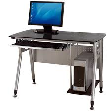 black metal computer desk black metal computer desk