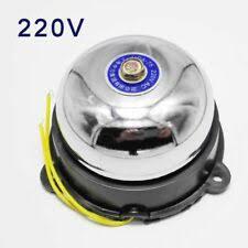 Diameter Electrical Bell <b>220V</b> 75mm/55mm <b>High</b> Graded <b>Quality</b> ...