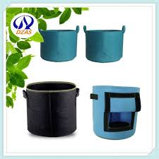as-Mc Wholesale <b>Felt</b> Grow <b>Bag Plant</b> Container Smart <b>Flower Pots</b>