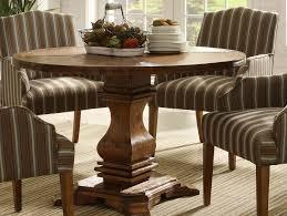 <b>Круглые деревянные столы</b> (40 фото): раздвижной стол из ...