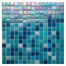 <b>Стеклянная мозаика Orro Mosaic</b> Classic Parad Blue JC 718