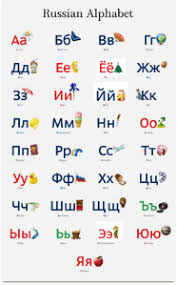 <b>Alphabet</b> — LearnRussian