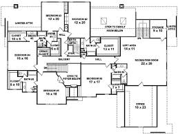 Bedroom House Plans    square feet  bedrooms  batrooms  parking space  on
