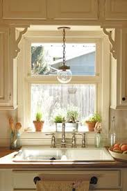 sink windows window love: jennifer rizzo my kitchens new old light fixture make overthrift