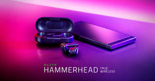 Razer Hammerhead True <b>Wireless Earbuds</b>