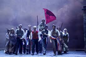 stage and cinema s review of ldquo les mis atilde copy rables rdquo mccoy rigby the company of la mirada theatre for the performing arts mccoy rigby entertainment production of