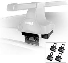 <b>Thule Fit Kit</b> 1501 - for Traverse car roof rack, <b>Volkswagen</b> Passat ...