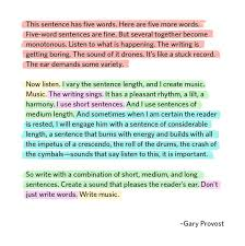 images about writing on pinterest   words  writing tips and    gary provost writing techniques